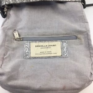 Daniella Lehavi Bags - Daniella Lehavi Made in Israeli Lunchbag Metallic